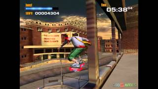 Airblade - Gameplay PS2 HD 720P