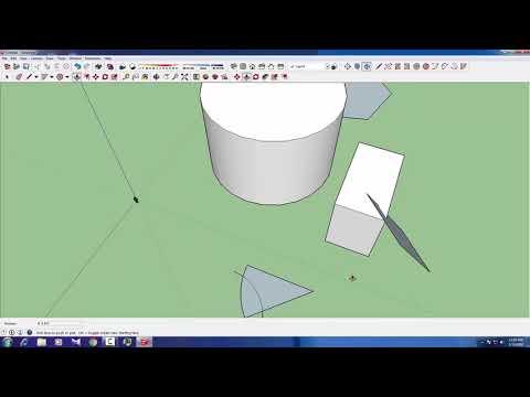 SketchUp tutorial for beginner (part-1)