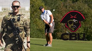 Army SSG Jonathan Shuskey Trades Boots for Golf Clubs After 20 Years of Service