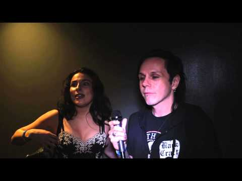 Interview with RACHEL LORIN and ACEY SLADE at LUCKY STRIKE LIVE