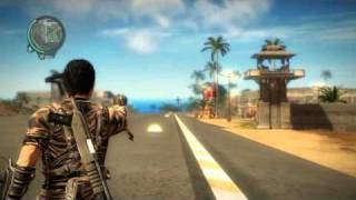 Just Cause 2 - 1010040204 - Pulau Dayang Terlena Assault - By Shadow of Neo
