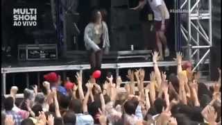 Of Monsters and Men   Yellow Light  Lollapalooza Brazil 2013