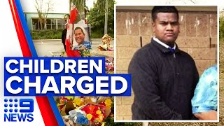 Melbourne teens charged with murder   9 News Australia
