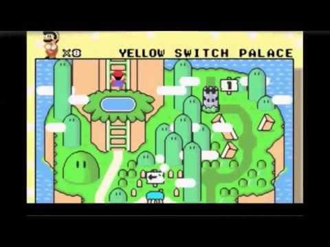 Super Mario World Vs  Avicii-levels