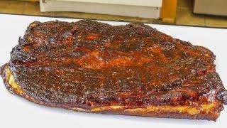 Smoked Pork Belly  TruBBQtv