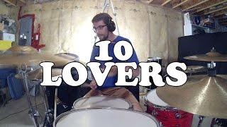 The Black Keys - 10 Lovers Drum Cover