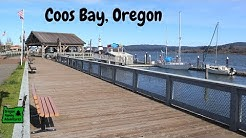 A Day in Coos Bay, Oregon