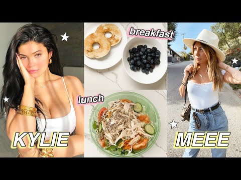 I Ate Like Kylie Jenner For 24 hours... Here's What Happened!
