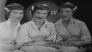 """The McGuire Sisters - """"Sincerely"""" (1959)"""