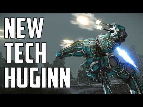Mech Build - New Tech Huginn