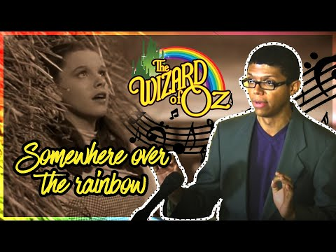 SOMEWHERE OVER THE RAINBOW - Sung By Tay Zonday