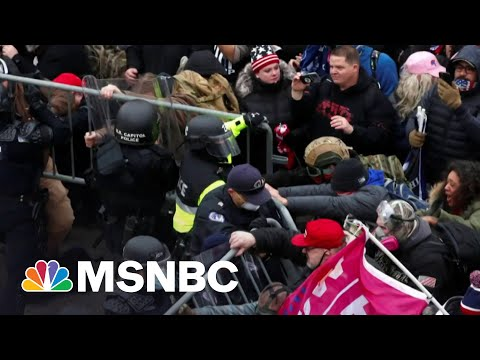 'I Alone Can Fix It' Documents Trump's Reactions To The January 6 Riot