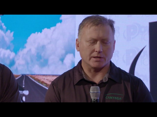 DistribuTECH 2016 on stage interview
