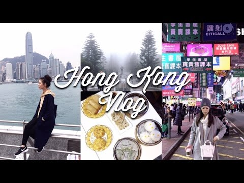 Hong Kong VLOG | What I ate & Where I went