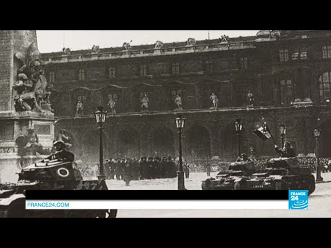 """""""Art is the heritage of humanity"""": The race to save Louvre art during World War Two"""