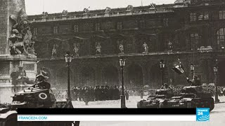 """Art is the heritage of humanity"": The race to save Louvre art during World War Two"