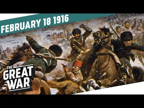 The Ghost Of The Lusitania - Russia Takes Erzurum I THE GREAT WAR - Week 82