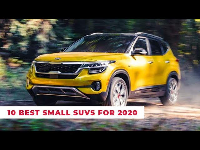 10 Best Small Suv 2019 Luxury Reliable Crossover 2020 Models Youtube