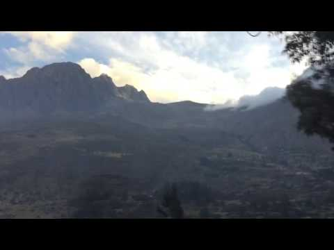 Machu Picchu Train Ride back