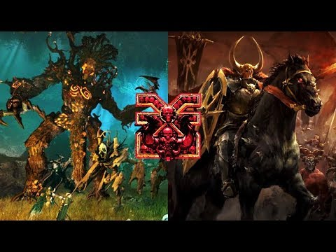Durthu vs. Archaon and the Warriors of KHORNE - SFO - Total War Warhammer 2 Gameplay