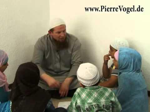 Tauhid für Kinder, was bedeutet Schahada   Pierre Vogel