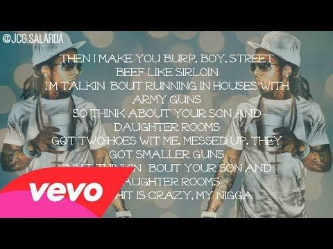 Lil Wayne  ONLY  Lyric Verse