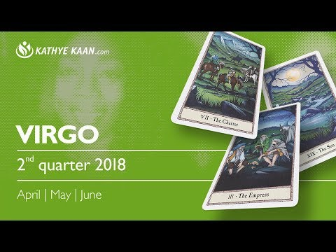 VIRGO FORECAST 2018 💕💕💕APRIL MAY JUNE
