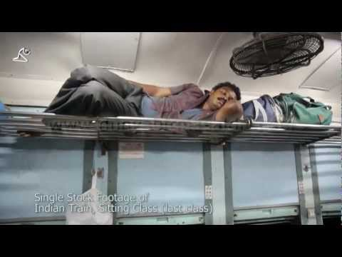 Indian Train Sitting Class / Most Funny video of 2013