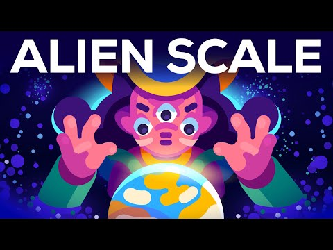 What Do Alien Civilizations Look Like? The Kardashev Scale