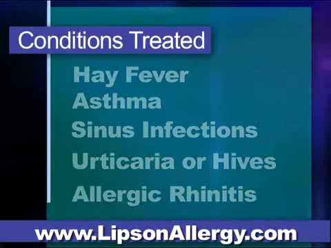 Dr. Brian Lipson, Allergy & Asthma Testing and Treatment in Fremont, CA