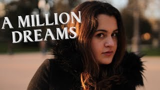 Gambar cover A Million Dreams - Cover (Maddie Wilson, played by Isabella Salvador) The Greatest Showman
