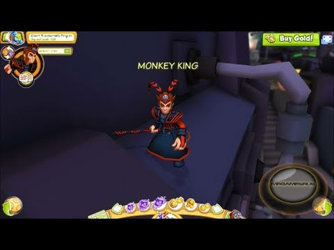 Marvel super hero squad online monkey king gameplay hd youtube