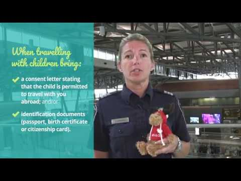 CBSA Travel Tips - Summer 2017 - YouTube