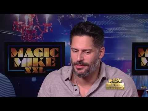 Joe Manganiello on Big D**k Richie - How Sofia Vergara feels about Magic Mike XXL