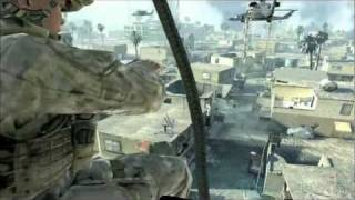 Call of Duty 4 Modern warfare  legendado português  missão 5 charlie don