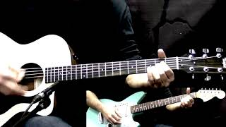 Stone Temple Pilots - Creep - Alternative Rock - Guitar Cover