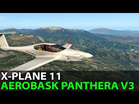 Oh Kappatain, Aerobask Pipistrel Panthera v3 in X-Plane 11, PilotEdge ✈️ 2017-05-12