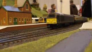 Warley Model Railway Exhibition 2008 Part 2