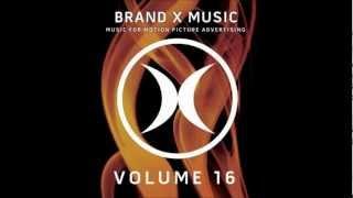 Brand X Music - Hidden Powers  ( Volume 16 )