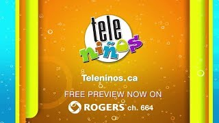 TeleNinos Free Preview on Rogers TV