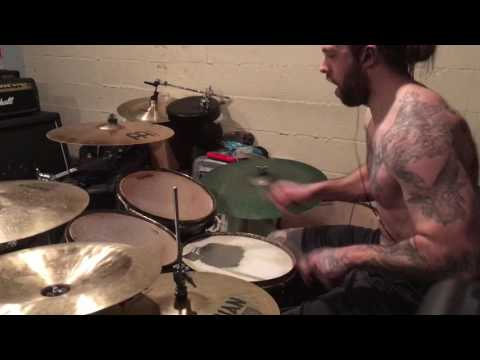 Drawn and Quartered drum demo