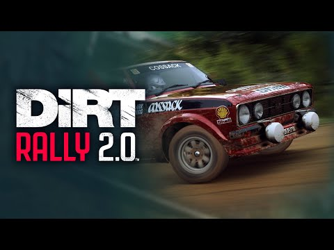 The DiRT Show | With Ryan Champion | DiRT Rally 2.0