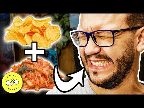 Próbujemy OBRZYDLIWYCH Smaków Chipsów