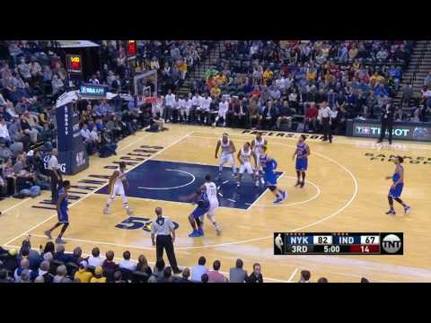 New York Knicks at Indiana Pacers - January 23, 2017