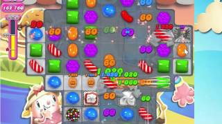 Candy Crush Saga Level 1555  NO BOOSTERS!