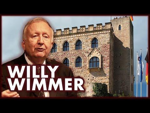 Willy Wimmer und Max Otte (Nationalhymne, Abmoderation):  Neues Hambacher Fest am 05.05.2018