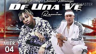 Young Worthy ft A Ultra Mega - De Una Ve