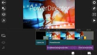 PowerDirector - Video Editor App, Best Video Maker 2020