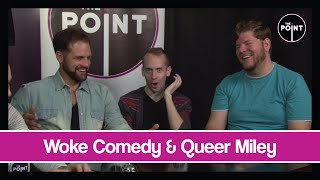 The Point - S04E07 - Woke Comedy & Queer Miley
