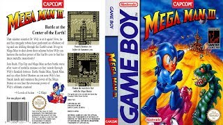 Mega Man III Game Boy Longplay